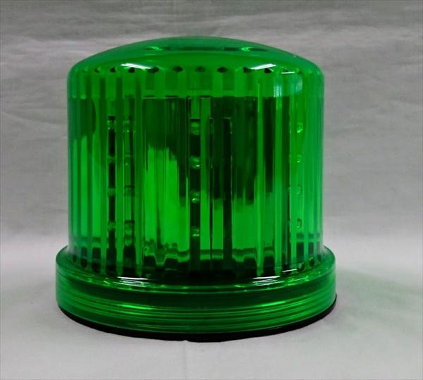 LED回転・点滅灯 赤色 電池式