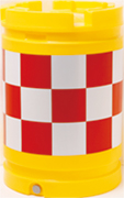 赤反射×白反射市松タイプ