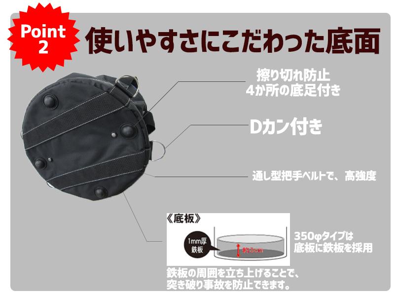 荷揚げ袋/リフトバック