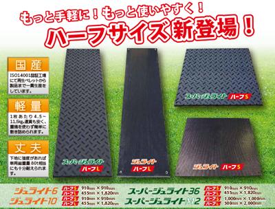 樹脂製敷板